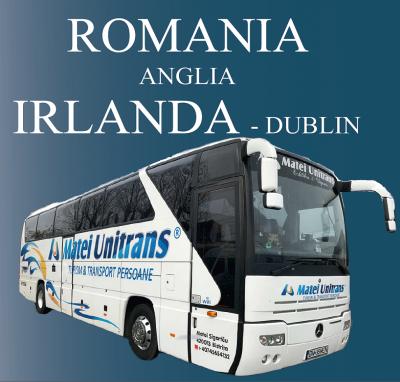Romania - Anglia - Irlanda