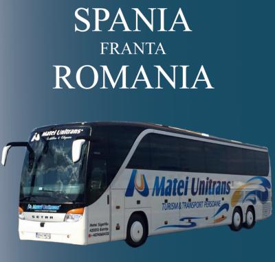 Spania - Romania
