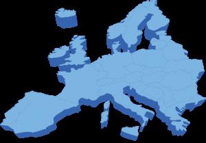 harta europa_1000